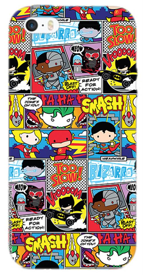 Funda iPhone Superhéroes DC Comics 242489