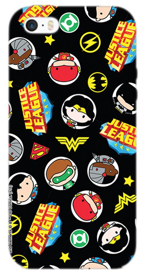 Funda iPhone Superhéroes DC Comics 242491
