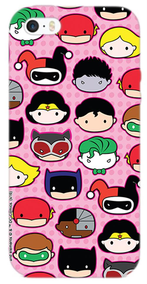 Funda iPhone Superhéroes DC Comics 242494