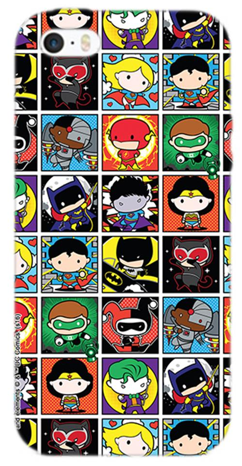 Funda iPhone Superhéroes DC Comics 242496