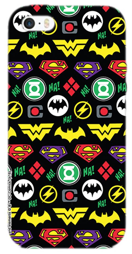 Funda iPhone Superhéroes DC Comics 242498