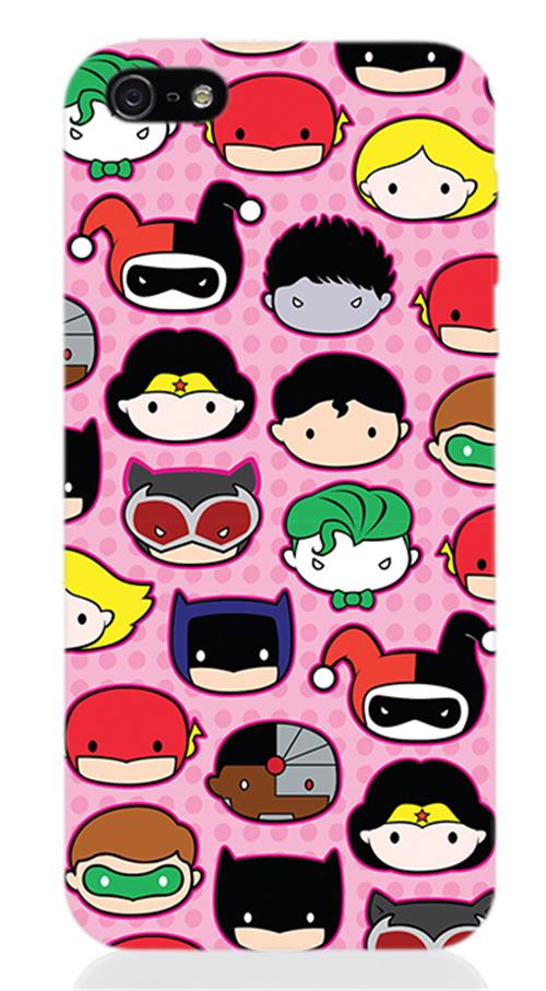 Funda iPhone Superhéroes DC Comics 242504