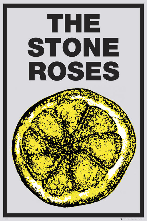 Póster Stone Roses 242534