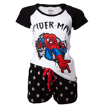 Pijama Spiderman 242600