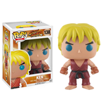 Street Fighter POP! Games Vinyl Figura Ken 9 cm