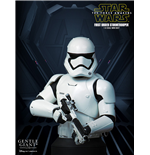Star Wars Episode VII Busto 1/6 First Order Stormtrooper Deluxe MB 16 cm