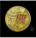 Firefly Moneda Keep Flying Challenge Coin SDCC 2016