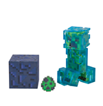 Minecraft Figura Charged Creeper 8 cm