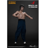 Bruce Lee Figura 1/12 Official Bruce Lee 18 cm