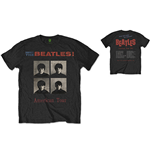 Camiseta The Beatles American Tour 1964