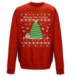 Sudadera Pusheen Christmas Tree