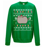 Sudadera Pusheen Santa Claws