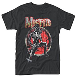 Camiseta Misfits - Skeleton
