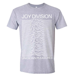 Camiseta Joy Division - Unknown Pleasures en plomo (Unisex)