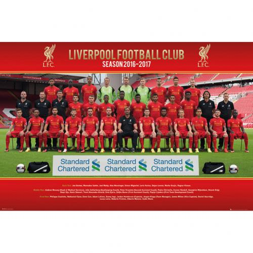 Póster Liverpool FC 243085