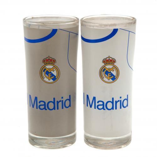Pack Vasos Real Madrid