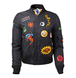 Chaqueta Marvel Superheroes Hero Patches