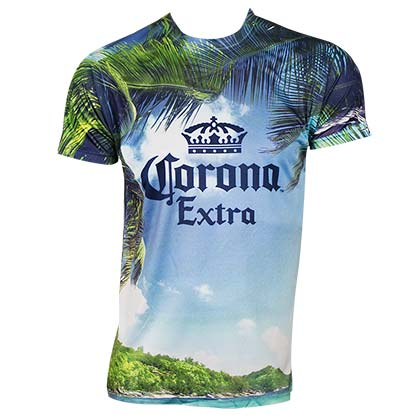 Camiseta Coronita Beach