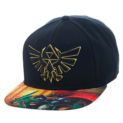 Gorra The Legend of Zelda