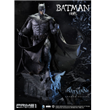 Batman Arkham Origins Estatua 1/3 Batman Noel 76 cm