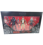 Star Wars Rogue One Black Series Pack de 3 Figuras Rebels vs. Imperials 2016 Exclusive 15 cm