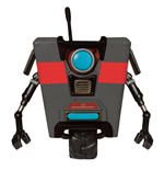Borderlands POP! Games Vinyl Figura Black Claptrap 9 cm