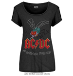 Camiseta AC/DC Fly on the Wall
