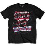 Camiseta AC/DC We Salute You Stripe