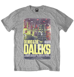 Camiseta Doctor Who Daleks