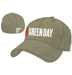 Gorra Green Day Grenade Logo