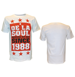 Camiseta Death Row Records - White. Dr. Dre
