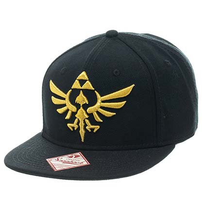 Gorra The Legend of Zelda Golden Triforce