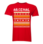 Camiseta Arsenal (Rojo)