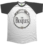 Camiseta The Beatles Original Vintage Drum