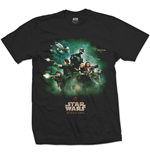 Camiseta Star Wars Rogue One K-2SO Prime Force 01