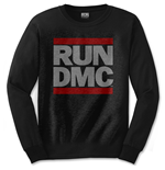 Camiseta manga larga Run DMC Logo