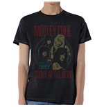 Camiseta Mötley Crüe Vintage World Tour Devil