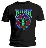 Camiseta Rush Moving Pictures Tour
