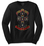 Camiseta manga larga Guns N' Roses Appetite for Destruction