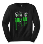 Camiseta manga larga Green Day Drips
