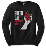 Camiseta manga larga Green Day American Idiot
