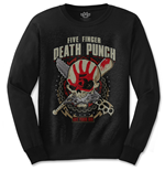 Camiseta manga larga Five Finger Death Punch Zombie Kill