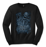Camiseta manga larga Avenged Sevenfold Chained Skeleton