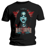 Camiseta Alice Cooper Decap