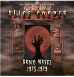 Vinilo Alice Cooper - Radio Waves 1975 1979