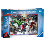 Puzzle The Avengers 244487