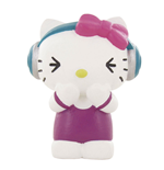 Hello Kitty minifigura Hello Kitty Music 6 cm