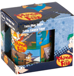 Taza Phineas & Ferb 244629