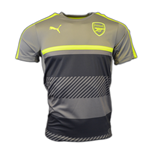 Camiseta Arsenal 2016-2017 Third (Gris)