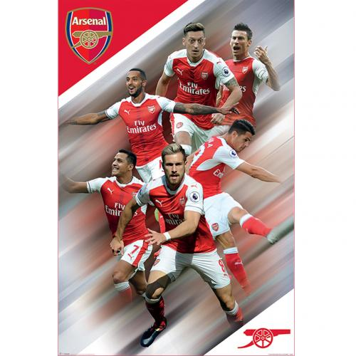 Póster Arsenal Players 40